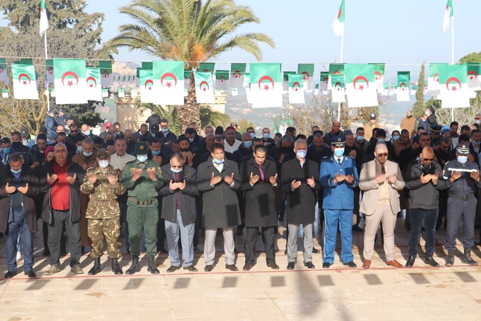 احياء الذكرى المزدوجة لتأسيس الإتحاد العام للعمال الجزائريين وتأميم المحروقات