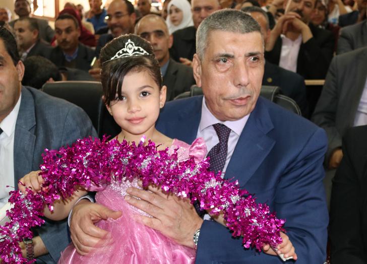 الاحتفال باليوم الوطني للعلم من ثانوية خالد زميرلي ببلدية المدية