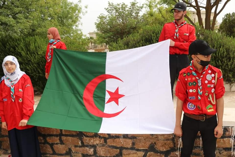 ذكرى 80 لليوم الوطني للكشافة الجزائرية الإسلامية