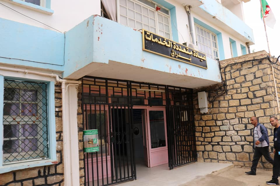 زيارة تفقدية لكل من بلدية عزيز ودراق